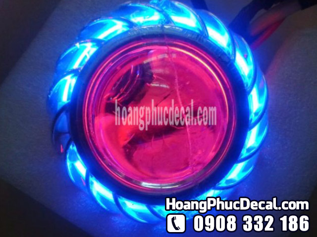 Đèn Led cho xe exciter 150 - Đồ chơi xe Hoàng Phúc
