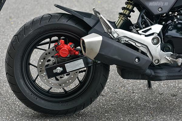 Danh gia xe Honda MSX125 - HoangPhucDecal
