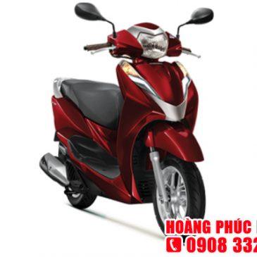 Dán decal xe máy LEAD 2018 ở TPHCM